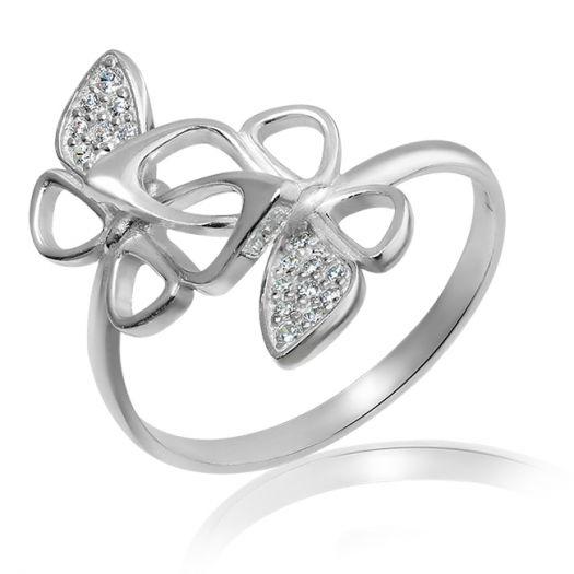 Серебряное кольцо Летнее настроение