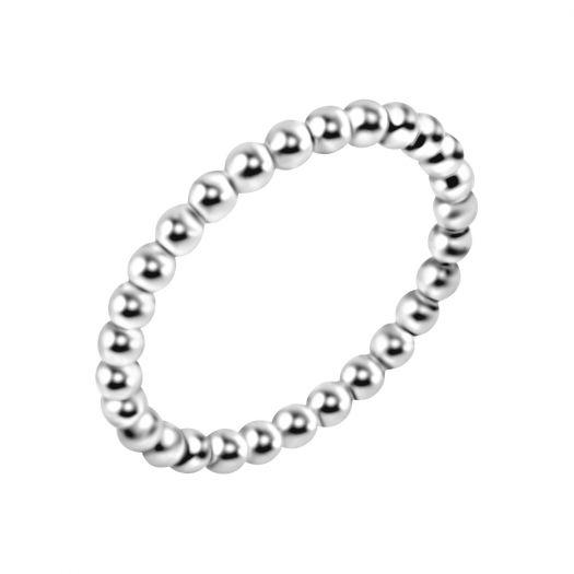 Серебряное кольцо Гармония
