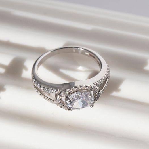 Серебряное кольцо Астрид
