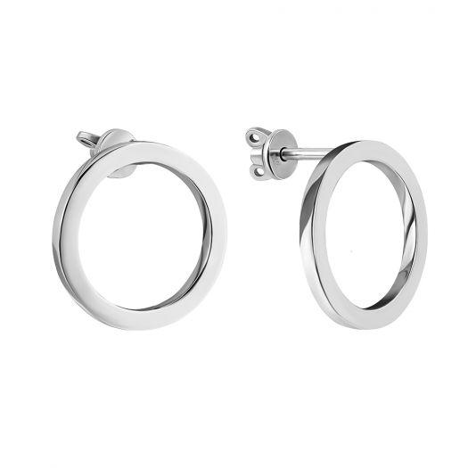 Срібні сережки Ясність