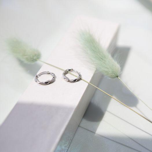 Срібні сережки Вир