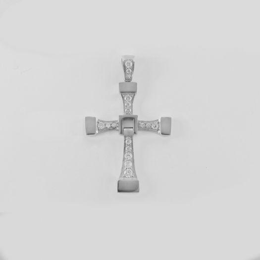 Серебряный крест Доминика Торетто