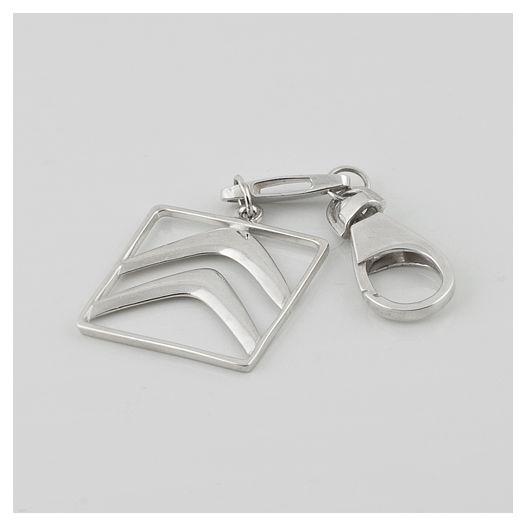 Срібний брелок для автомобіля Сітроен
